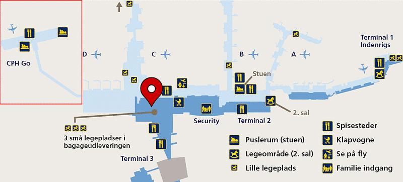 gardermoen terminal kart Levering av dokument til flyplass – Visumexpert gardermoen terminal kart