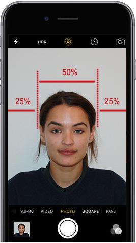 63ba01f59b7a Last opp et bilde til søknaden din – Visumexpert