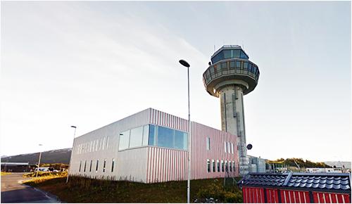 Tromsø Lufthavn--Hentes på Jetpak/Spirit Air Cargo Handlin