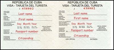 Cuba – Visumexpert
